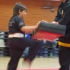 knee kick